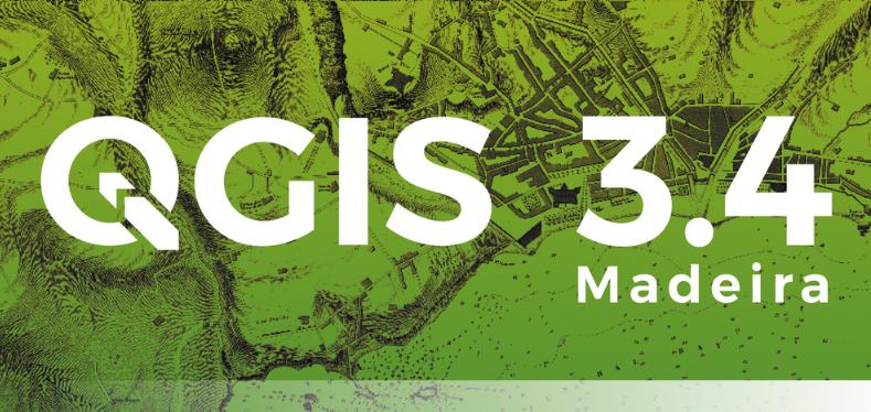 QGIS 3.4