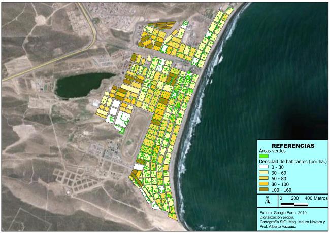 Utilisation de qgis au lyc e les espaces verts urbains for Les espaces verts urbains