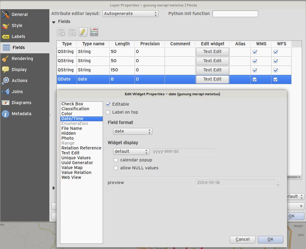 Changelog for QGIS 2 6